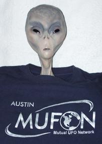 Austin Mufon T-Shirt