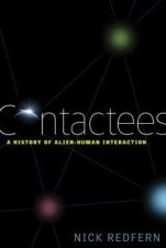 Nick Redfern lecture on UFO CONTACTEES - Saturday, August 21st
