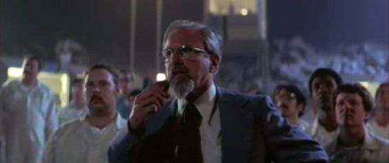 Josef Allen Hynek cameo in Close Encounters of the 3rd Kind