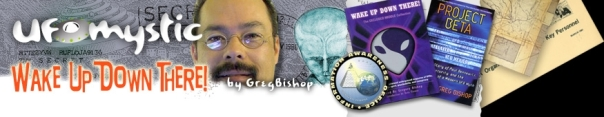 UFO Mystic with Greg Bishop and Nick Redfern