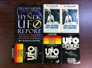 hynek-ufo-report