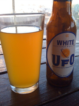 UFO White - Beer