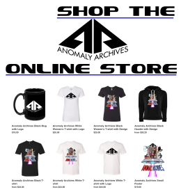 Shop the Anomaly Archives Online Store